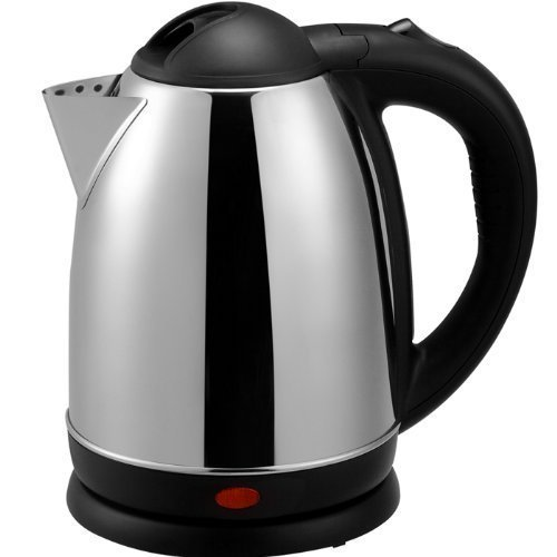 Brentwood KT-1790 1.7L Stainless Steel Cordless Electric Kettle