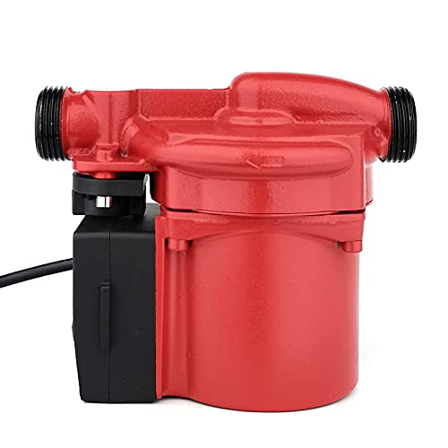RS20/9 - Bomba de sobrepresión de 1 pulgada, calibre, 10 bar de bomba de agua en casa, automáticamente/manual para estanques de jardín, piscinas, fuentes