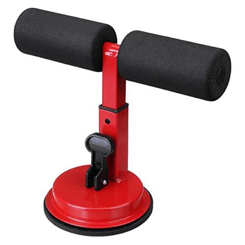 gracosy Sit-up Bar Addominale Unisex Portatile Barra da Fitness Dispositivo Addominale Barra Regolabile Automatica Attrezzature per Il Fitness a Casa Multifunzione