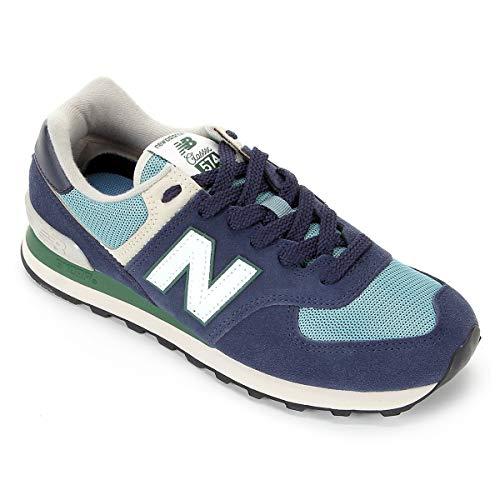 Tênis New balance 574 | Casual Masculino Azul - 39