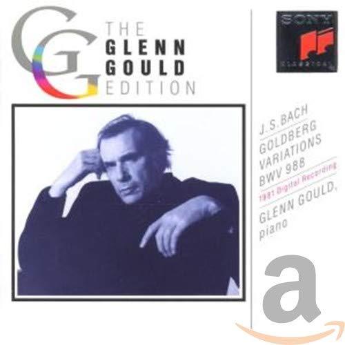 The Glenn Gould Edition: Bach - Goldberg Variations