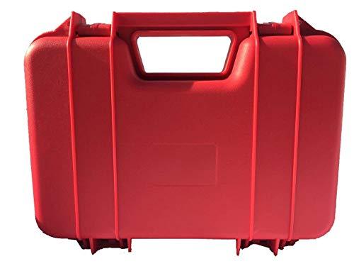 ARSUK Airsoft BB Gewehr Kartusche Tragetasche Tasche Waffe Rutsch Spiele Schießen Schulter Gun Case (12