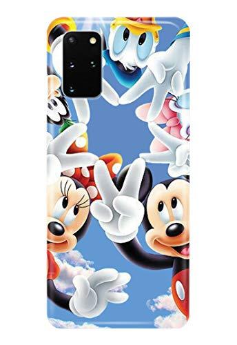Case Me Up Handy Hülle für Samsung Galaxy A52 Mickey Mouse Sweet Disney Cute 20 Designs