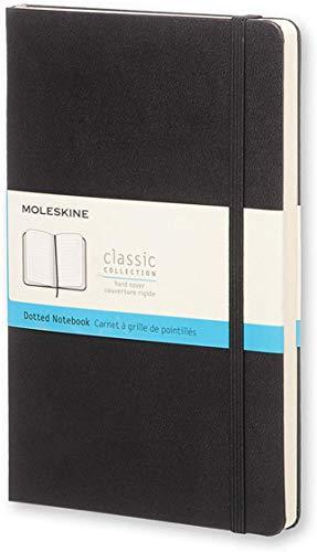Moleskine - Cuaderno Clásico con Páginas Puntinada, Tapa