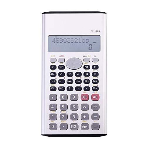 Finanz- & Wirtschaftsrechner Wissenschaftliche Taschenrechner studieren Wissenschaftlicher Tischrechner 12-stelliges großes Display und Tasten Taschenrechner Tägliches und einfaches Büro Wissenschaftl