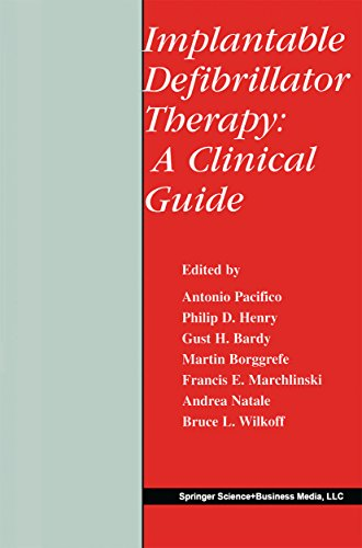 Implantable Defibrillator Therapy: A Clinical Guide (Developments in Cardiovascular Medicine Book 244)
