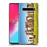 Head Case Designs Stonehenge England UK Famous Landmarks Hard Back Case Compatible for Samsung Galaxy S10 5G