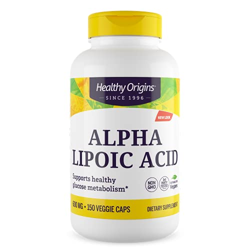 Healthy Origins Lipoic Acid Bild