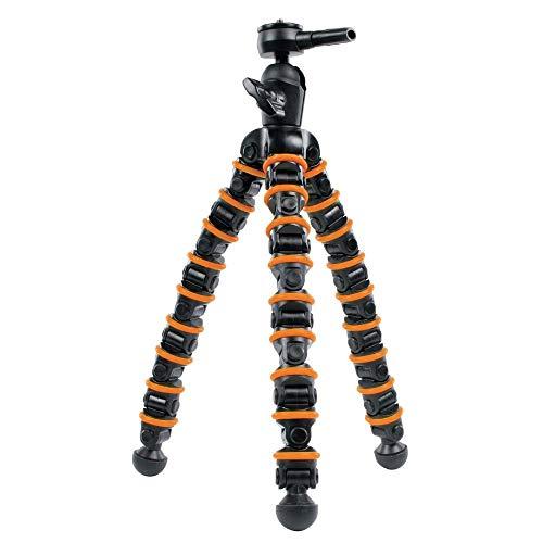 TronicXL - Trípode Flexible para cámara (Compatible con Canon EOS 100D, 700D, 750D, 760D, 1300, Rebel T7, 4000d, M50, M100, IFA 2017, 1100D, 1200D, 1300D, 6D Mark II)