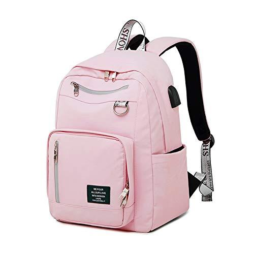 Girls Schoolbag Korean Harajuku University Student Campus Backpack All-Match Backpack
