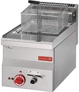 Friteuse électrique pro 600 mm - 10 Litres - 7,5 kW - Gastro M - 600