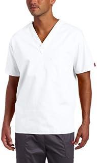 Dickies Unisex Everyday Scrubs (EDS) V-Neck 1 Pocket Top