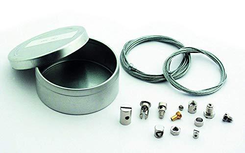SHIN YO OEM-000401 Bowdenzug und Nippel Reparatur-Set