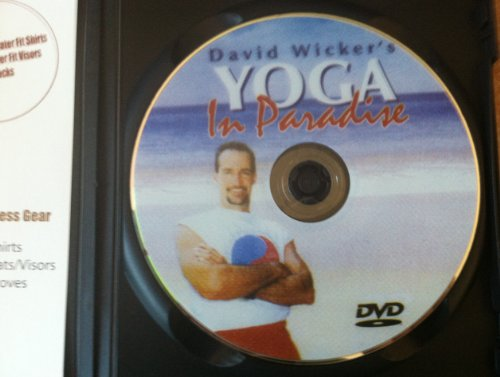 Yoga in Paradise, The Ancient Secrets of Hatha Yoga David Wicker Format:DVD Format.