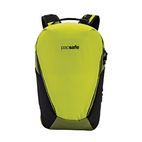 Pacsafe Venturesafe X18 Anti-Theft 18L Backpack Python Green One Size