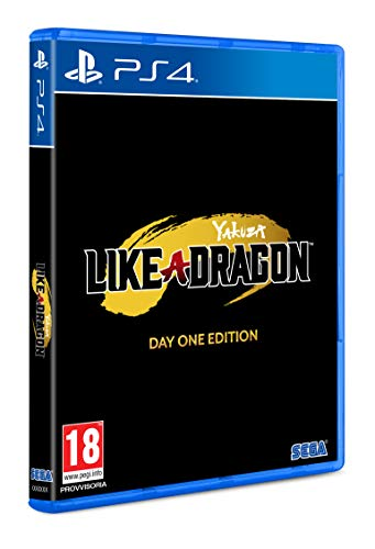 Yakuza: Like A Dragon - Day-One - PlayStation 4