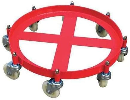 Drum Under blast sales Dolly Cap 2000 lb 2021 spring and summer new 55 gal