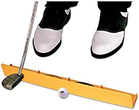 The Putting Arc T3 Golf Training Aid - Putt Like A Pro - Light and Portable - Fits in Golf Bag