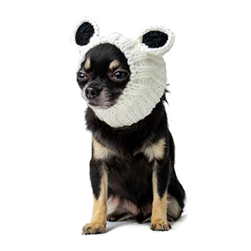 Zoo Snoods Panda Bear Dog Costume - Neck and...