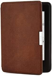 Amazon Kindle Paperwhite用 プレミアムレザーカバー【Kindle Paperwhite(第5世代、第6世代、第7世代、マンガモデル)専用】