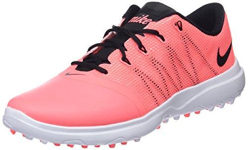 Nike Lunar Empress 2- Scarpe da Golf, da Donna, Donna, 819040_600_9.5, Rosa, 41