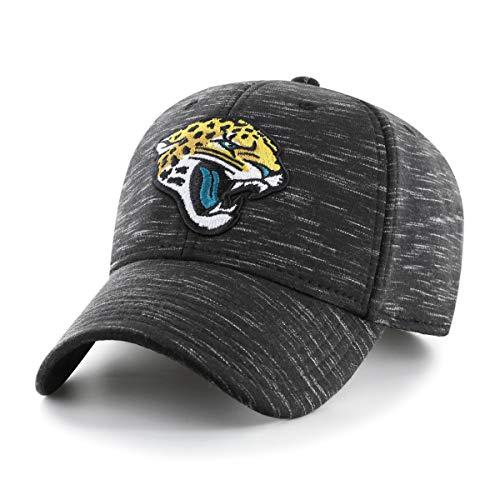OTS NFL Jacksonville Jaguars Men's Space Shot All-Star Adjustable Hat, Black, One Size