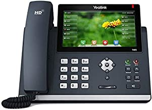 Yealink T48S Ultra-Elegant Gigabit IP Phone (Power Supply Not Included)