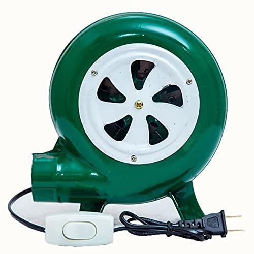 Ventilador de Barbacoa, Fuelle Mecánico del Fumador del Arrancador de la Chimenea del Carbón del Ventilador de la Forja del Herrero