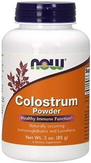 NOW Foods - Colostrum 100% Pure Powder - 3 oz.