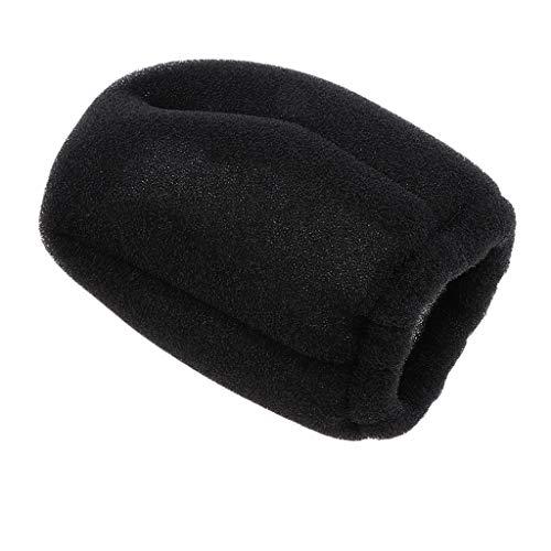 yotijar Difusor Secador de Pelo Universal con Difusor de Pelo Negro