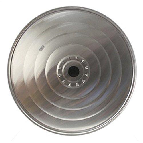 Garcima 14-Inch All-Purpose Pan Lid, 36cm, Medium, Silver