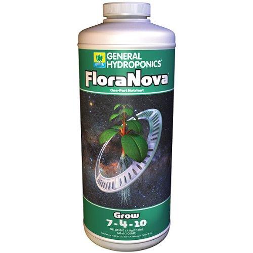General Hydroponics FloraNova Grow - 1 Qt