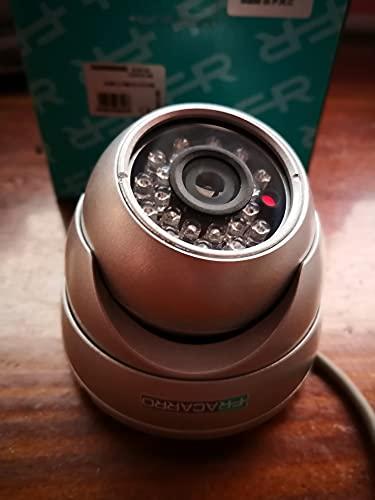 FRACARRO CDIR23-66 - Cámara de vídeo para vigilancia de color IP66 - IR14 LED