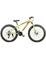 Fitness minutes Fat Bike, M3-F-Yellow