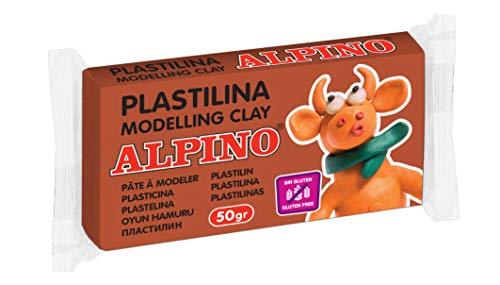 Alpino DP00006601 - Pastilla plastilina
