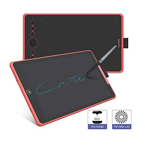 Sisaki Tragbare praktische Wiederverwendbare LCD schreiben Zeichnung Tablet Board Tablet PCs