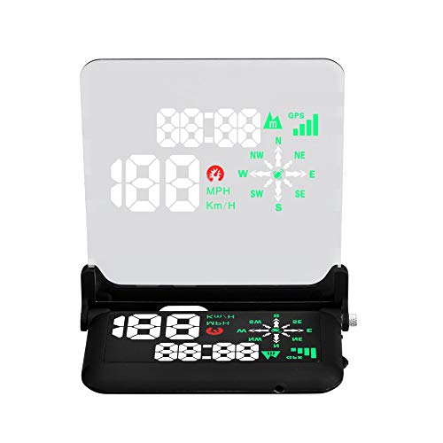 ITEQ 4.8 inch GPS Car HUD