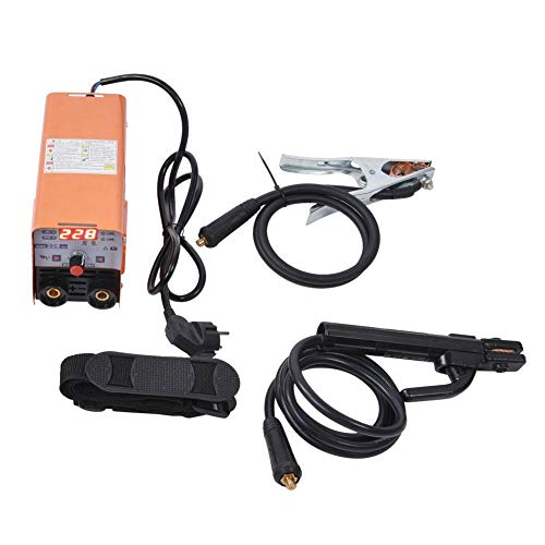 Schweißgerät,Inverter Schweißen Automatisch Welding Machine Gleichstrom 3.9KAV IP21S digitales Schweißgerät Handschweißgerät 50/60 Hz Schweißer