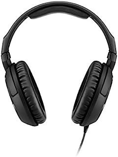 Sennheiser Pro Audio Sennheiser HD 200 Pro-Professional Monitoring Headphone, Black,