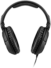 Sennheiser Pro Audio Sennheiser HD 200 Pro-Professional Monitoring Headphone, Black, 0