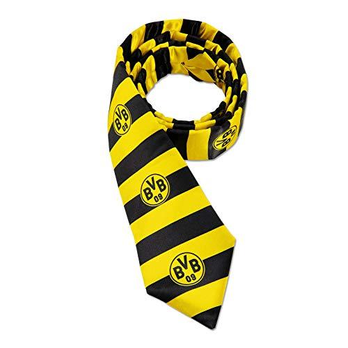 Borussia Dortmund BVB-Krawatte mit Logos one size
