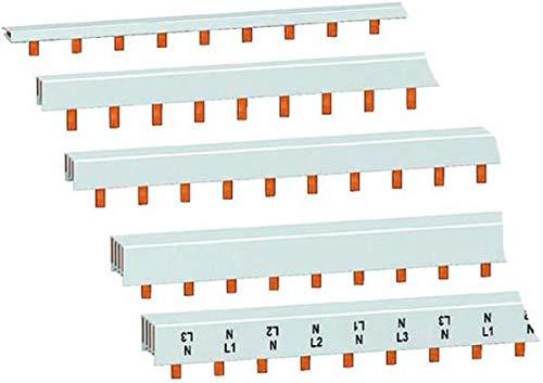 Schneider 10391 Phasenschiene Steg, 3P, 12TE, 63A