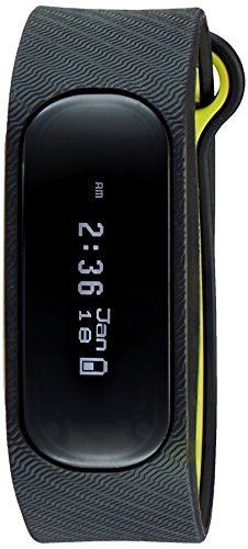 Fastrack reflex 2.0 Uni-sex activity tracker - Calorie counter, Call and message notifications and up to 10 Day battery Life -...