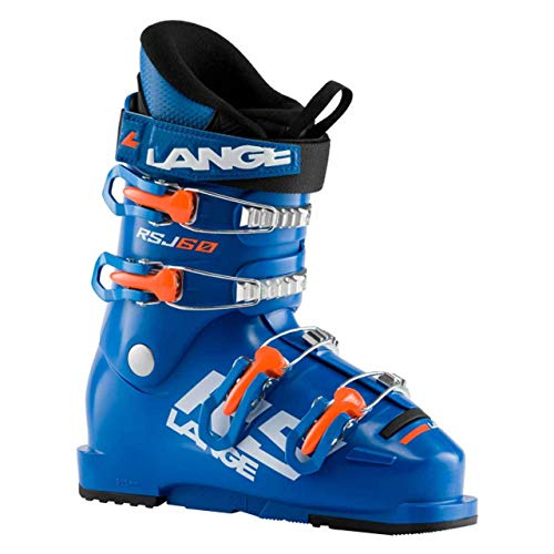 Lange RSJ 60 Botas de Esquí, Juventud Unisex, Azul, 190