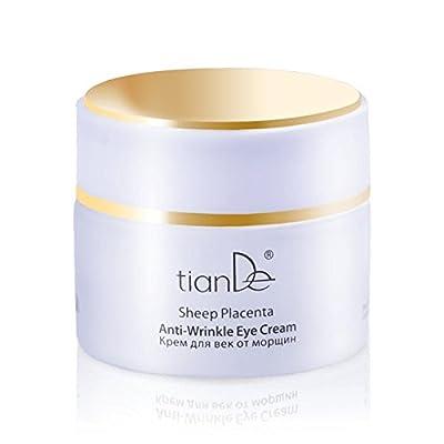 Sheep Placenta Anti-Wrinkle Eye Cream 50g by TianDe