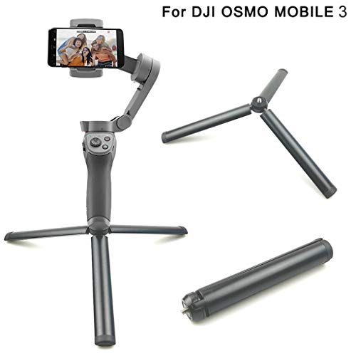 Shan-S Stabilizers Tripod for DJI OSMO Mobile 3 Camera,Lightweight Handheld Gimbal Stabilizer Tripod Mounts Gimbal Holder Metal Quick Release Large Tripod for DJI OSMO Mobile 3 New Cameras