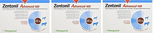 Zentonil Advanced 400-3 x 30 Tabletten (90 Tabletten)