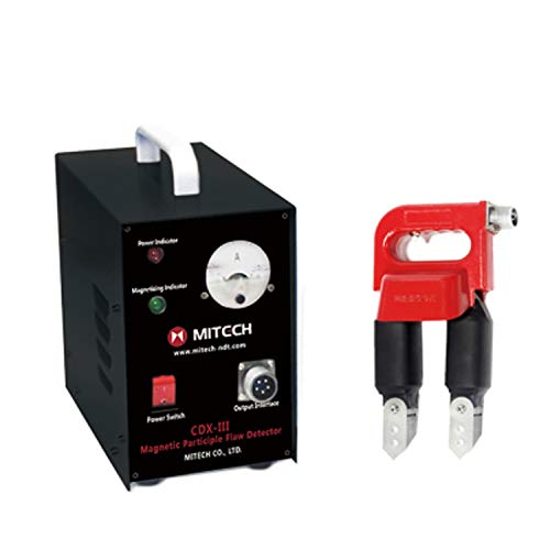 MINGMIN-DZ FEM-Detektor CDX-III Multifunktionale Magnetpulver Fehlerprüfgerät leicht zu steuern Signalblocker.