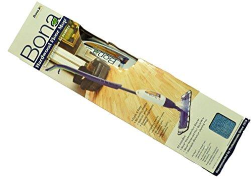 Bona X Hardwood Floor Sprayer Mop, With Floor Cleaner And Cleaning P