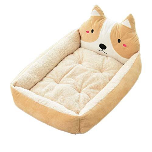 Huisdierbed, waterdicht, matras, voor honden, huisdieren, bank, winter, warm, kat, hond, deken, grote mandje, hondenmatras, accessoires.